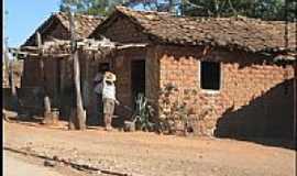 Conceição do Tocantins - Casa de pau-à-pique-Foto:antonioguilherme