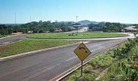 Conceição do Tocantins - Trevo de Acesso de Conceição do Tocantins-TO-Foto:ckoonline.