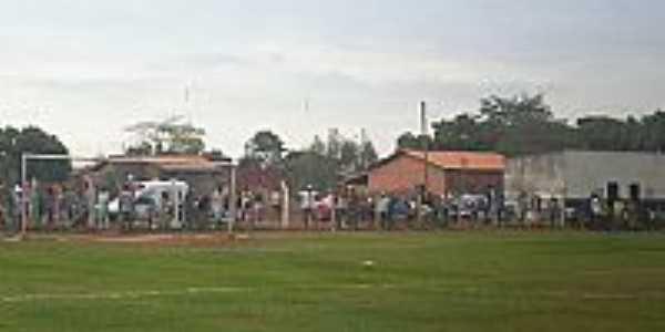 Campo de futebol de Conceição do Tocantins-TO-Foto:ckoonline.