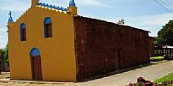 Igreja Matriz de N.Sra.da Conceição em Conceição do Tocantins-TO-Foto:ckoonline.