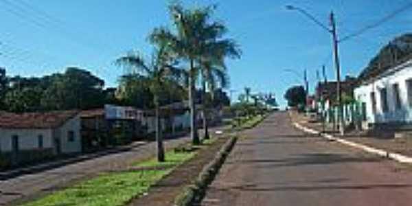 Rua Elifas Alves Pereira em Conceição do Tocantins-TO-Foto:ckoonline.