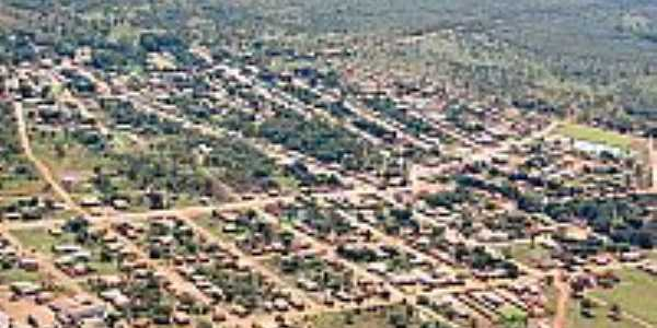 Vista aérea de Conceição do Tocantins-TO-Foto:ckoonline.