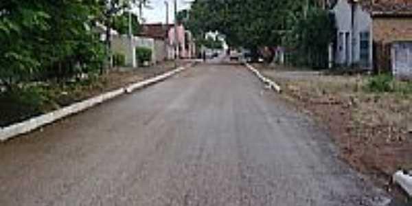 Cristalândia-TO-Avenida Madre Verônica-Foto:Stéfany ' Teti