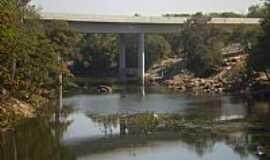 Crixás do Tocantins - Crixás do Tocantins-TO-Ponte sobre o Rio Crixás-Foto:Joao Reedijk