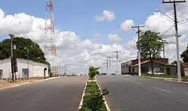 Dianópolis - Dianópolis-TO-Avenida 7 de Setembro-Foto:J. A. Valente Neto