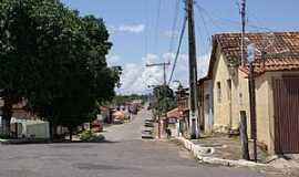Dianópolis - Dianópolis-TO-Avenida central-Foto:J. A. Valente Neto