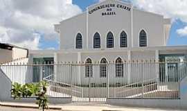 Dianópolis - Dianópolis-TO-Igreja da Congregação Cristã do Brasil-Foto:J. A. Valente Neto