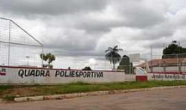 Dianópolis - Dianópolis-TO-Quadra Poliesportiva-Foto:J. A. Valente Neto