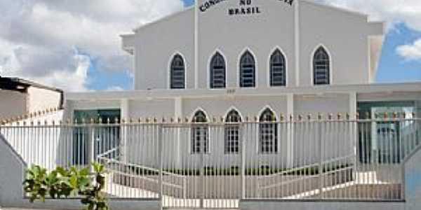 Dianópolis-TO-Igreja da Congregação Cristã do Brasil-Foto:J. A. Valente Neto
