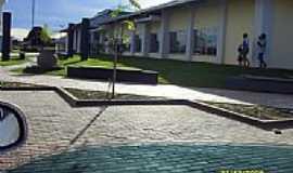 Divinópolis do Tocantins - Centro de Convenções de Divinópolis do Tocantins, por Deusiran.