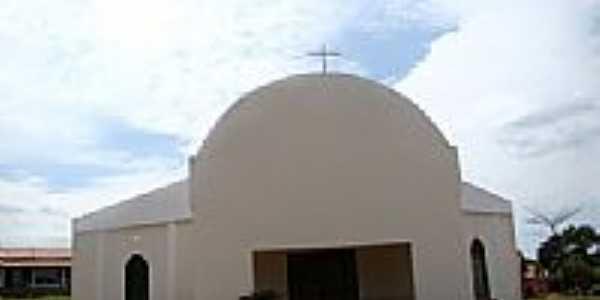 Matriz de Santo Antonio de Padua-Foto:Vicente A. Queiroz