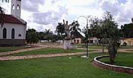 Figueirópolis - Praça de Figueirópolis por Pablo Morais Brito