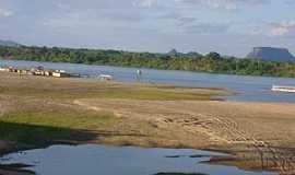 Filadélfia - Filadélfia-TO-Praia no Rio Tocantins-Foto:Deusdete Alecrim