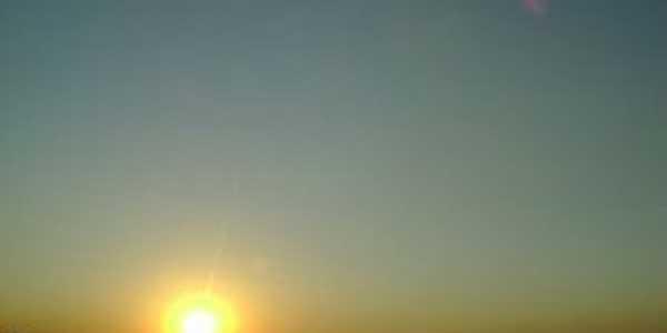 Filadélfia-TO-Pôr do Sol no Rio Tocantins-Foto:Deusdete Alecrim