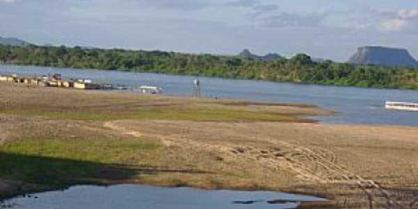 Filadélfia-TO-Praia no Rio Tocantins-Foto:Deusdete Alecrim