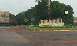 Guaraí - Entrada da cidade foto por Tocantinense