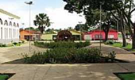 Guaraí - Praça da Igreja em Guaraí-Foto:Dhiancarlos Pacheco