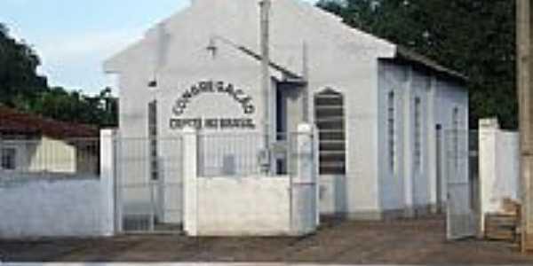 Igreja da Congregação Cristã do Brasil de Guaraí-Foto:Lautenir