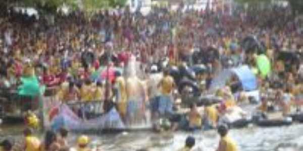 Rally das Águas, Por Robson Carvalho