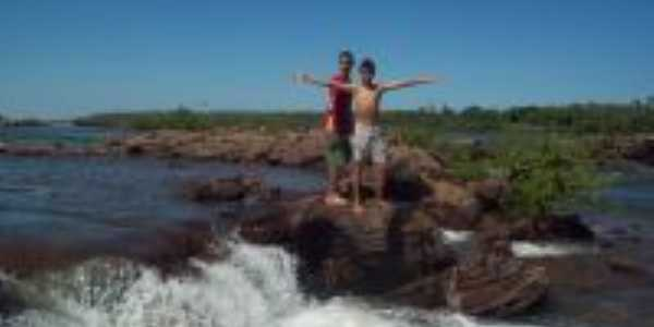 Cachoeira do Rio Tocantins, Por Arthur Ângelo