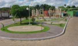 Itaporã do Tocantins - Praça do centro, Por Marcilene