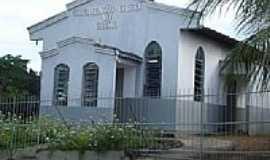 Itaporã do Tocantins - Igreja da CCB em Itaporã do Tocantins-Foto:Lautenir
