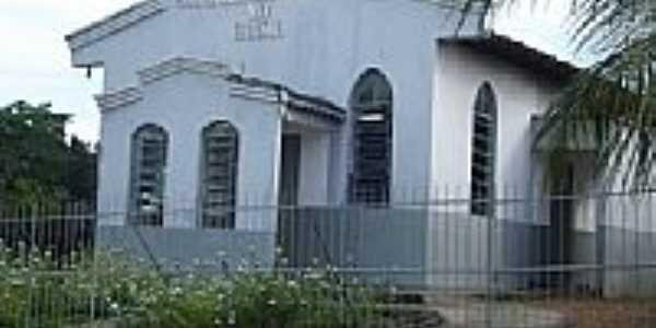 Igreja da CCB em Itaporã do Tocantins-Foto:Lautenir