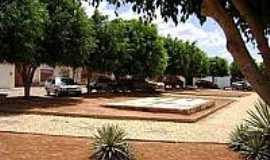 Salobro - Praça e calçadão-Foto:picasaweb.