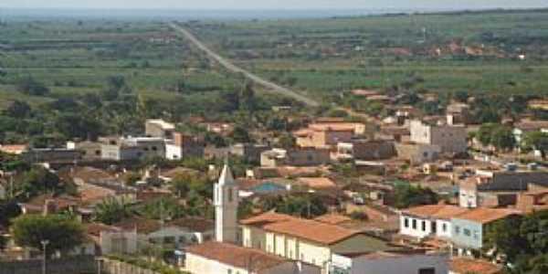 Igreja Matriz Nossa Senhora de Fátima em Salobro Bahia
