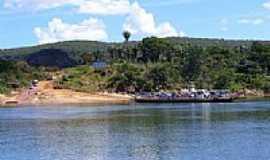 Lajeado - Travessia da balsa no Rio Tocantins-Foto:Israel Oliveira