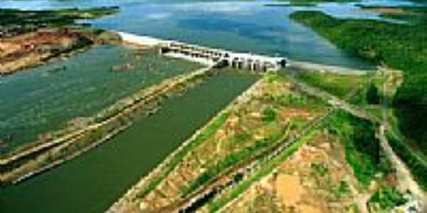 Vista da Usina-Foto:rafael.felipe