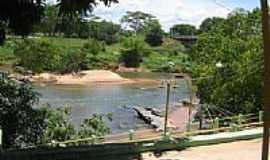 Lavandeira - Imagem do rio em Lavandeira-TO-Foto:Dimas Justo