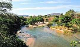 Lavandeira - Rio em Lavandeira-TO-Foto:jackson a de moura
