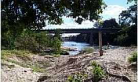 Lavandeira - Vista da ponte nova em Lavandeira-TO-Foto:Dimas Justo