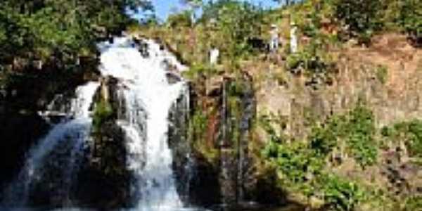 Cachoeira do Bacupari em Lavandeira-TO-Foto:Dimas Justo