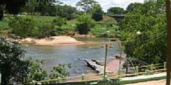 Imagem do rio em Lavandeira-TO-Foto:Dimas Justo