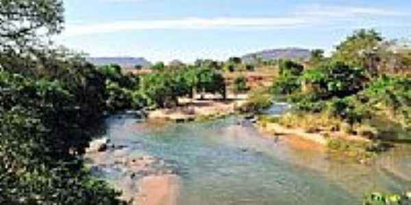 Rio em Lavandeira-TO-Foto:jackson a de moura