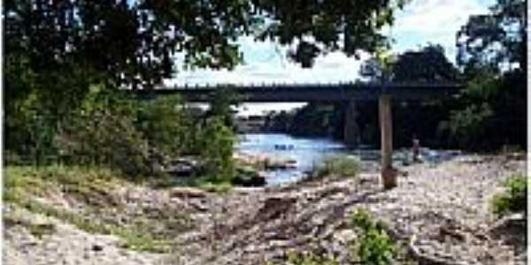 Vista da ponte nova em Lavandeira-TO-Foto:Dimas Justo