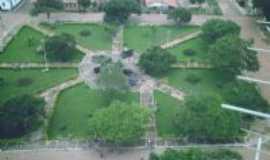 Lizarda - Praça de Lizarda, Por RENATA ALVES