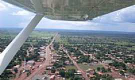 Marianópolis do Tocantins - Vista aérea-Foto:ABEL CARDOSO DE ANDRADE