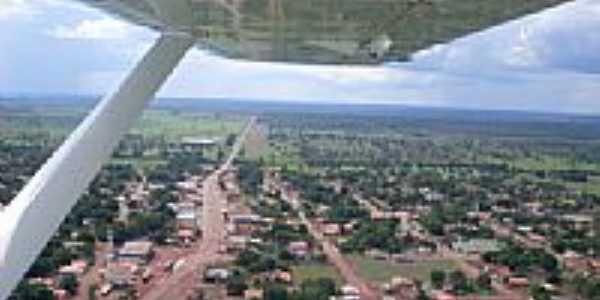 Vista aérea-Foto:ABEL CARDOSO DE ANDRADE
