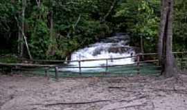 Mateiros - Cachoeira da Formiga-Foto:Glamar