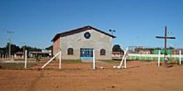 Igreja em Mateiros-Foto:abnestair