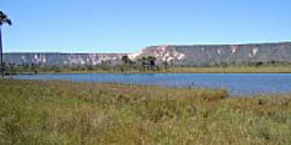Lago Jacaré-Foto:abnestair