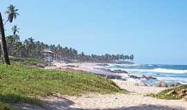 Salvador - Salvador-BA-Praia da Pedra do Sal-Foto:Peterson Cunha