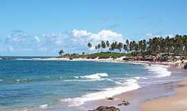 Salvador - Salvador-BA-Praia de Placafor-Foto:Peterson Cunha