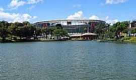 Salvador - Salvador-BA-Vista da Arena Fonte Nova-Foto:chiquitinhamaravilha.