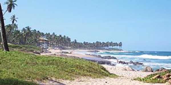 Salvador-BA-Praia da Pedra do Sal-Foto:Peterson Cunha