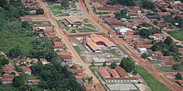 Imagens da cidade de Maurilândia do Tocantins - TO