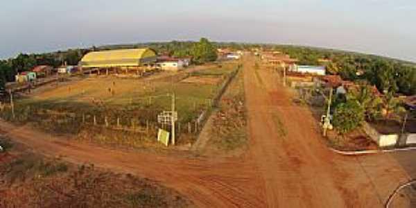 Maurilândia do Tocantins-TO-Avenida Principal-Foto:Tocnoticias Portal de Noticias
